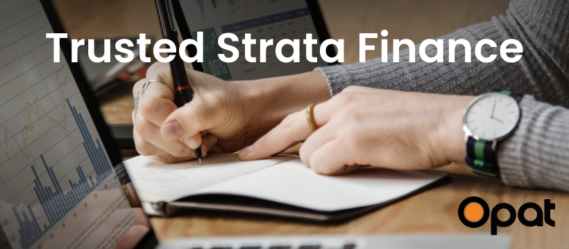 Strata Finance Feature