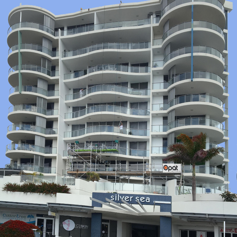 Silver Seas Apartments Maroochydore