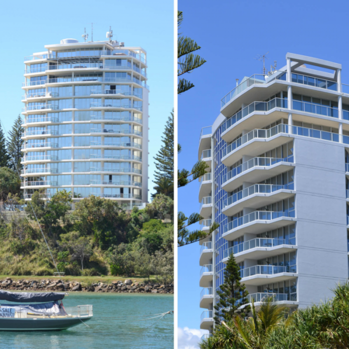 Breakwater Apartments: Painting Since 1949